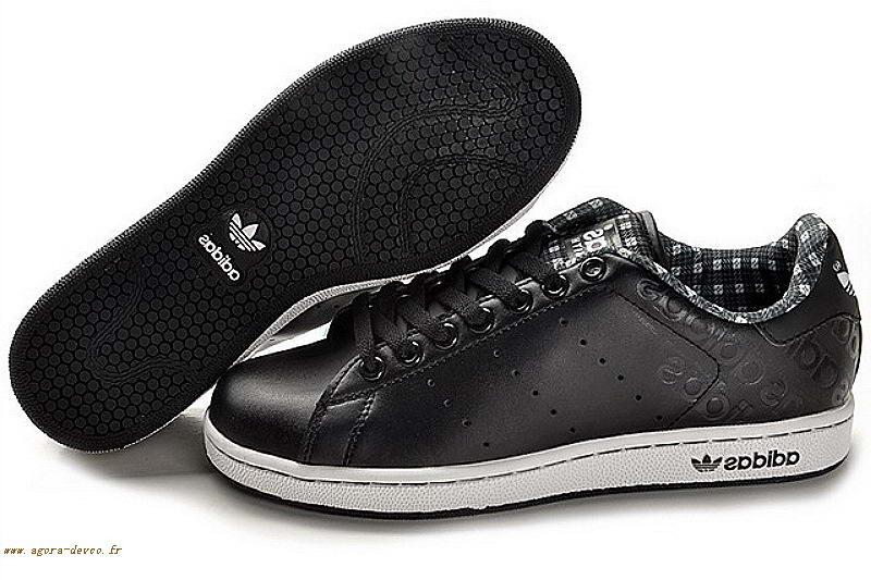 Yun Homme Blanche Smith Noir Stan Zgmuolsw Adidas Chaussure qnx6Y7xa