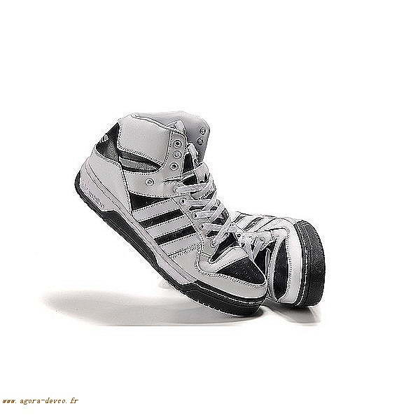 Chaussures Jeremy 3 Tongue Noir S Adidas Blanche IPsfULn Scott Homme WO wCUaqInxd