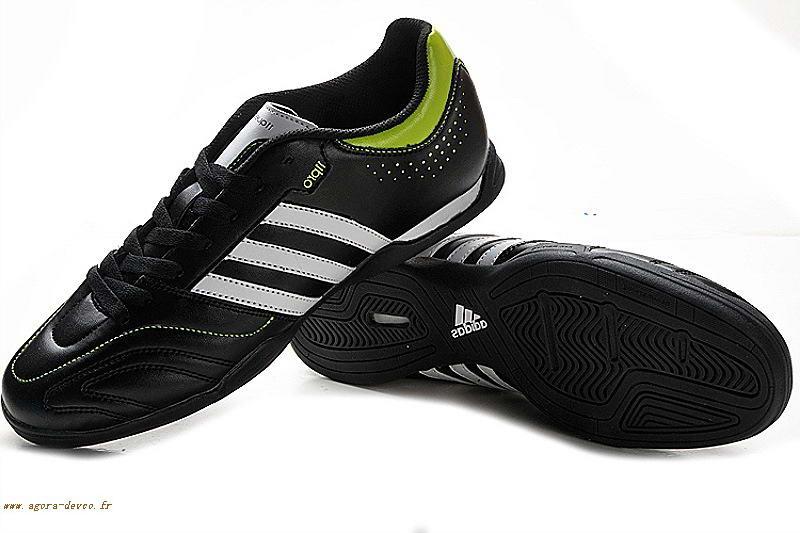 save off 6d6bc c68a5 Homme Chaussure Adidas Noir Blanche Adipure Pro Ic Pro Bundle Z-S GohFU9