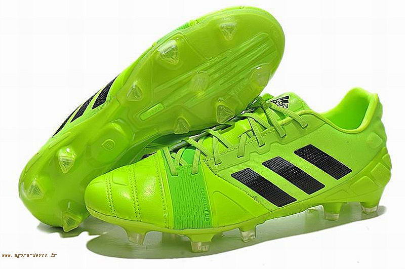 official photos 37823 75417 Homme Chaussure Adidas Vert Nitrocharge 1.0 TRX FG COS- hIbM52Mk7
