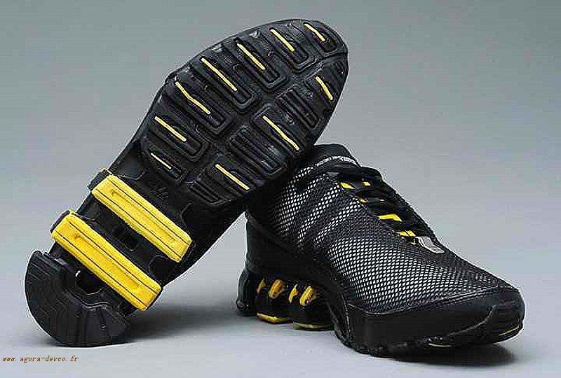 low priced a5660 0a12d Homme Jaune Adidas Chaussures Noir 911 Porsche Design Bounce P5000 SOWS-  8zZE2m68q