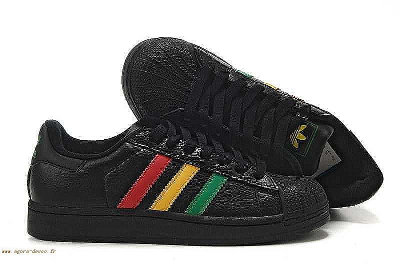 2 Mq1s Cos Homme Vert Noir Chaussures Adidas Superstar Rouge ZSApqB