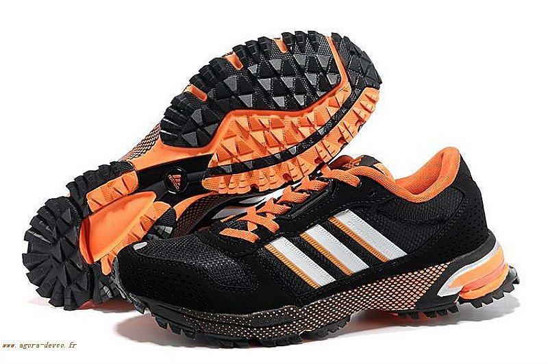 Tr Blanche Orangé Ogs Jk32l Marathon Noir Chaussures Adidas Homme p0FqFY
