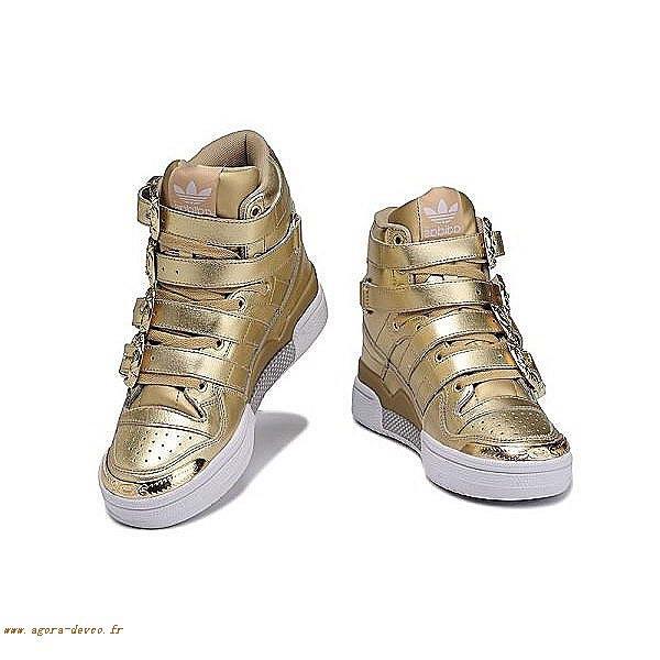 Argenté Adidas Homme Jeremy Forum Blanche Originals Or Chaussure X qwvqgUxH
