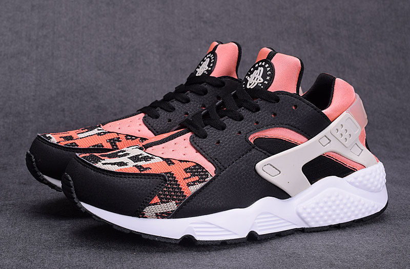 premium selection 16892 d1075 ... cheap nike air huarache vertnike air huarache noir et orange femme rqcv  6cr a01a0 fbd1c