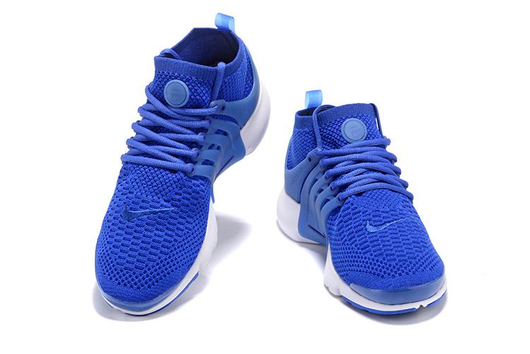 huge discount 94c9f 95973 Homme Blanche Et Poids Lourd Running Air Presto Chaussures nike Bleu pqz5n