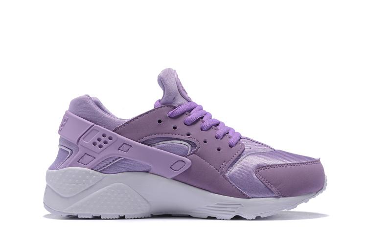 femme nike air huarache violet