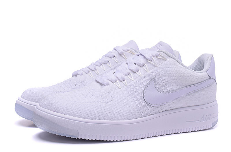 nike homme chaussure,air force 1 flyknit blanche adVvXYwb]l