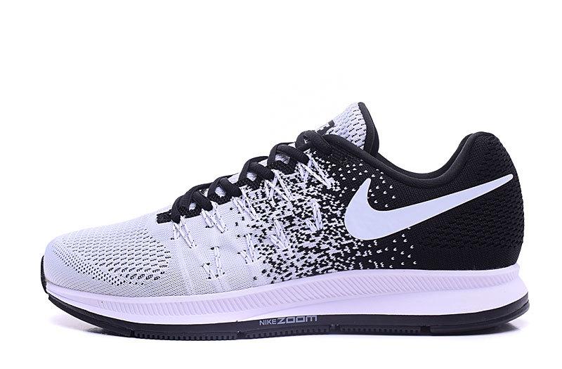free shipping 35db3 49b68 chaussure nike en solde,air zoom pegasus 33 blanche et noir homme $EFQ