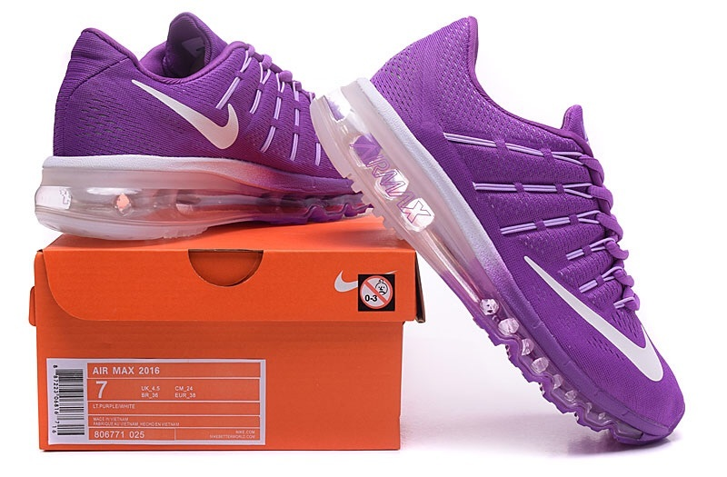timeless design 79241 f34b0 air max 2016 nike,femme air max 2016 violet et blanche soldes YoQG iP