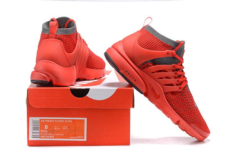 nike air presto fly rouge