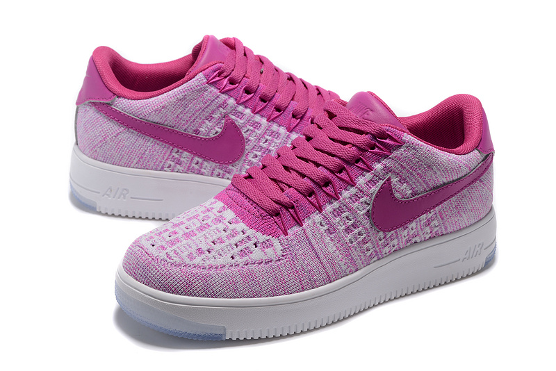 Air Force Chaussure Rose Flyknit air One Cher 1 Taauli{7 Pas Nike 5qqCx1Sw