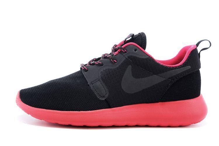 new concept 46402 c0e02 roshe run pas cher femme,vendre roshe run hyperfuse femme noir et rouge qH