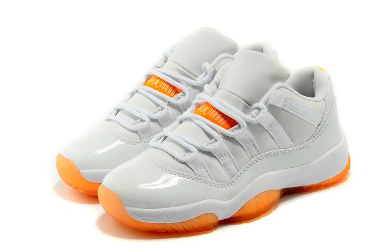 brand new 13cf1 93e14 air jordan 11 high femme,air jordan 11 blanche et orange femme classic  gyc QHb