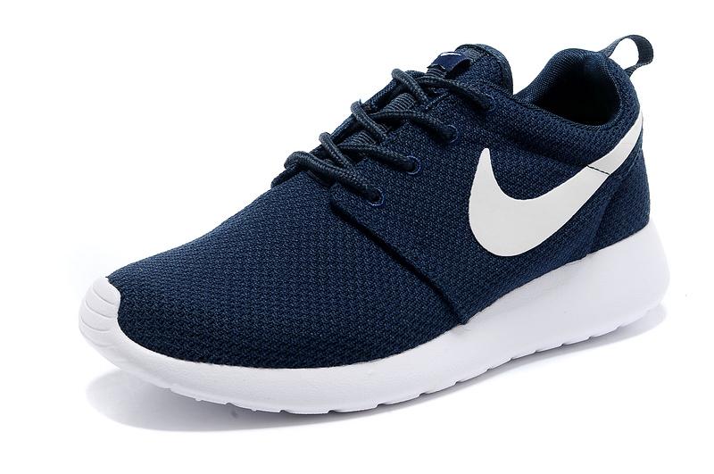 vendre Chaussure Roshe Bleu Nike Femme Classic Et Run Run CHqdt
