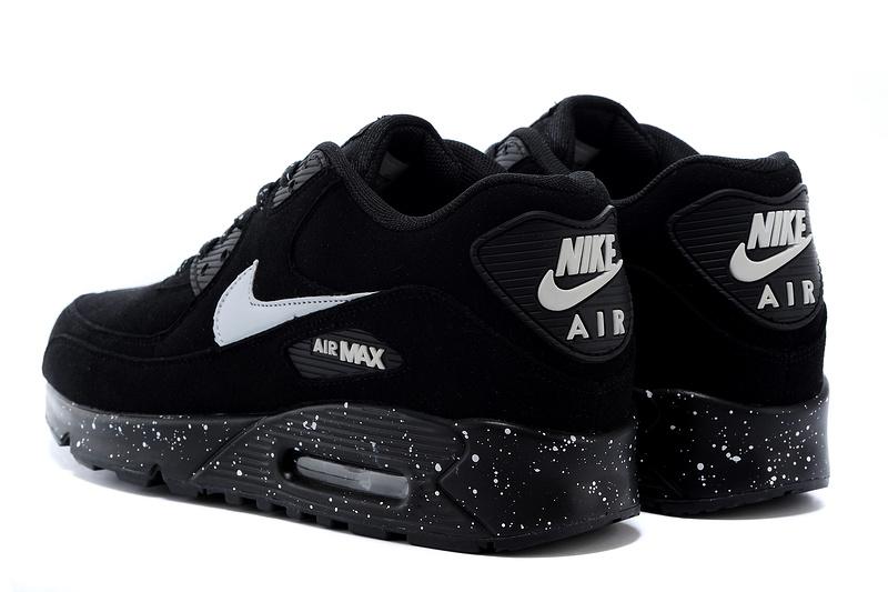 super popular a1600 8f6a6 chaussure femme pas cher nike,nike air max 90 noir et blanche c!KO