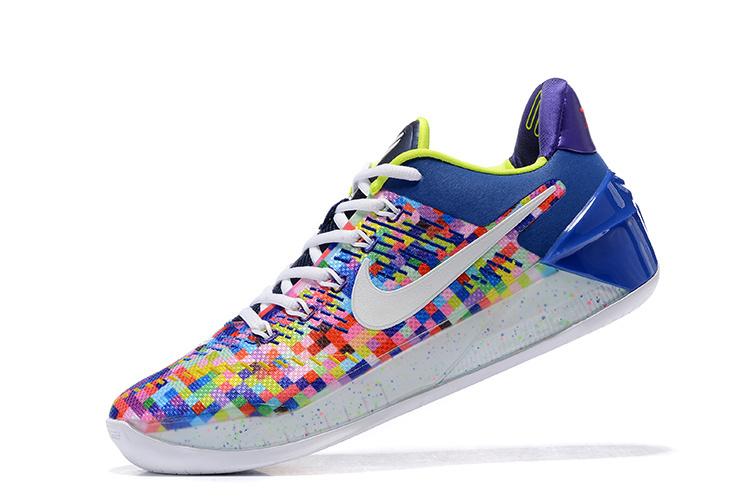différemment 59281 8bb60 nike de basket bryant couleur ad kobe basket chaussure va ...