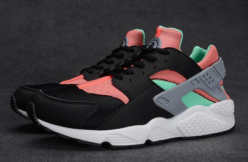 best sneakers eef48 69d57 nike air huarach femme pas cher,nike air huarache noir et rose et verte  femme iCF#9