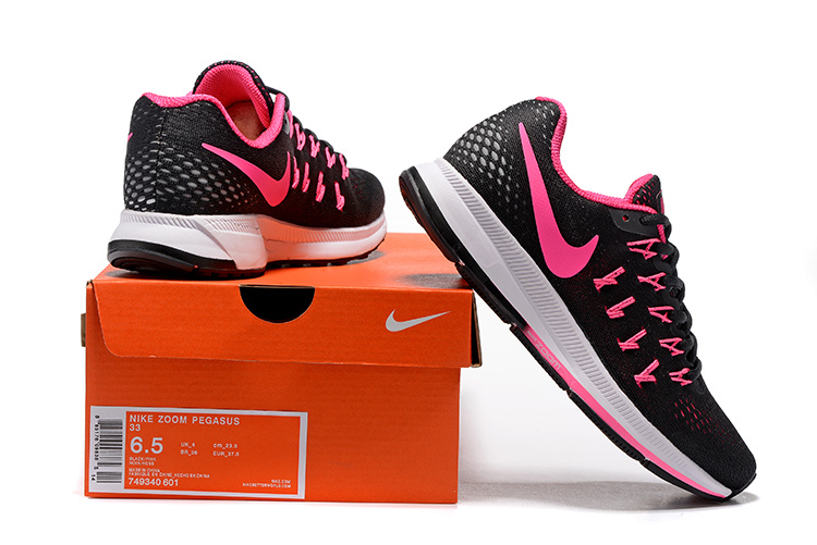 finest selection ad036 36997 chaussure nike en solde,nike air pegasus 33 noir et rose femme !joidd8