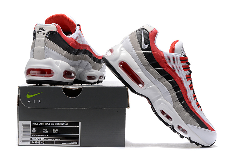 reputable site 0df20 f87e5 air max 95 soldes,air max 95 blanche et rouge homme solde ffN ZOB