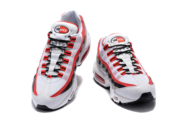 reputable site 665c4 5aea0 air max 95 soldes,air max 95 blanche et rouge homme solde ffN ZOB