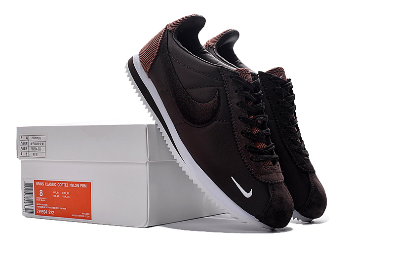newest bfd12 12d09 nike cortez pas cher 2017,femme nike classic cortez marron 3F O0N