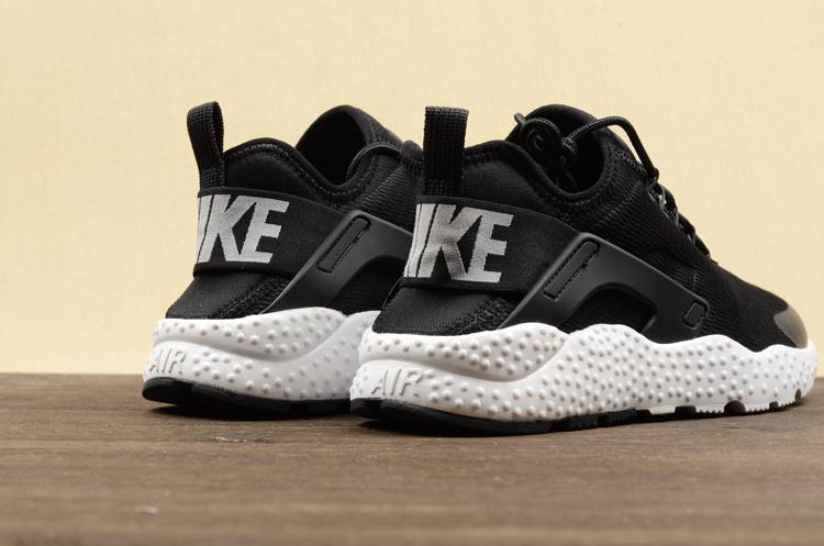 Homme air Huarache Nike Classic Blanche f85m9 F Noir Et Ultra 40p7w