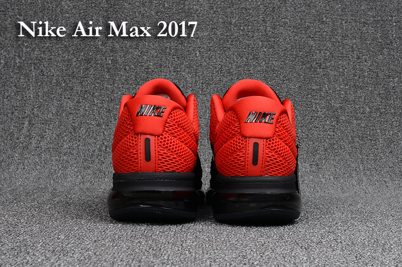 nike air max 2017 rouge pas cher