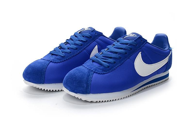 factory price 10a58 69654 chaussure nike cortez femme,femme nike classic cortez bleu et blanche  KzXOhH36