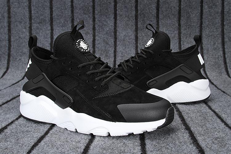 best sneakers d1c75 7d9e2 chaussure nike huarache,femme air huarache noir et blanche pas cher  d7dmzDX407
