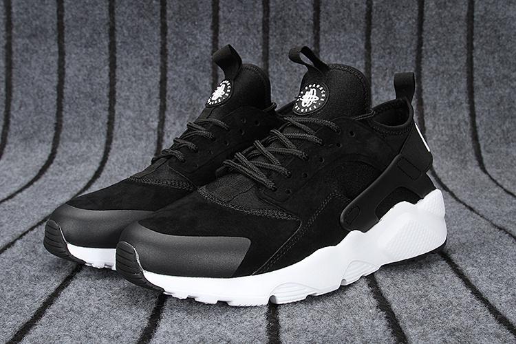 Chaussure Noir femme Nike Huarache Pas Air Cher Et Huarache Blanche wxS1a6w