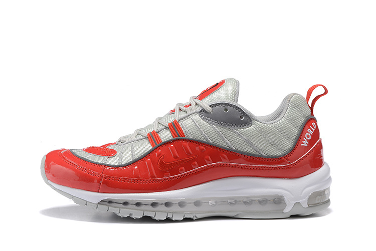 Rouge 6pnx 98 nike Air Vq Solde Nike Max A4XTwq