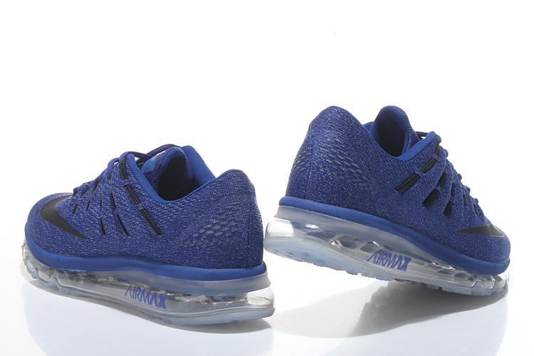 air max 2016 homme bleu
