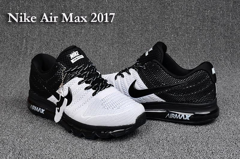 air max 2017 blanche homme