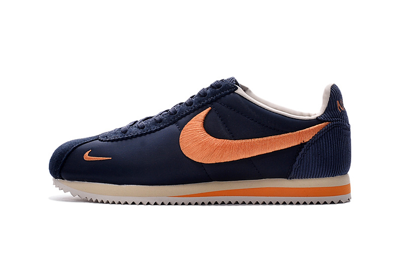 nike cortez fluo,femme nike classic cortez bleu et orange Awmlj w2Hr be3299542511