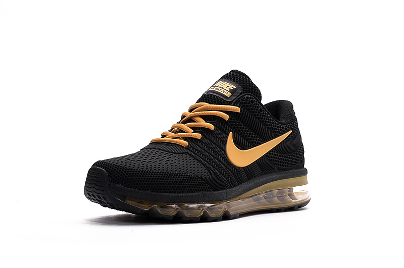 best service a73c3 43a7e chaussure homme nike air max,air max 2017 noir et doré homme