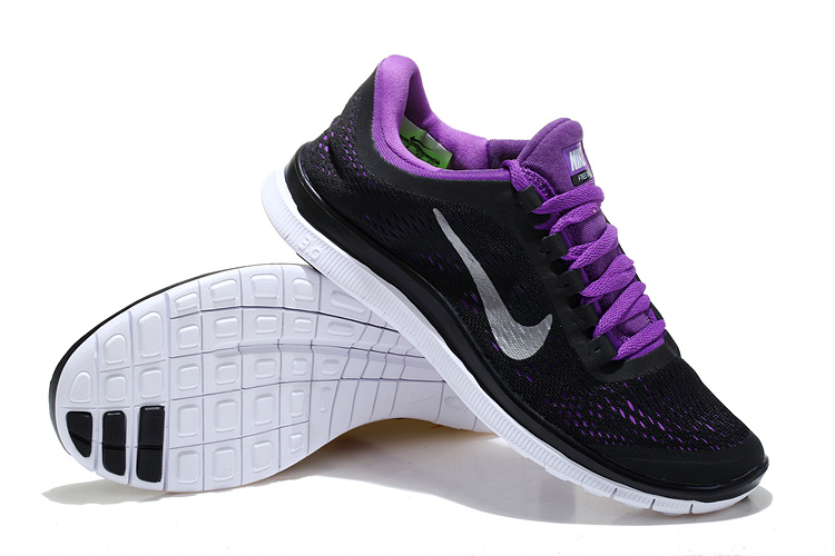 pas mal 7ae6c 658c6 netherlands nike free run 3 hommes violet 2a870 997c1