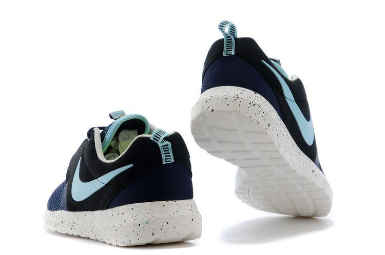 detailed look 6cbfc 7d501 nike roshe one sneakers,vendre roshe run hyperfuse homme bleu et noir N  Lq6UQPW