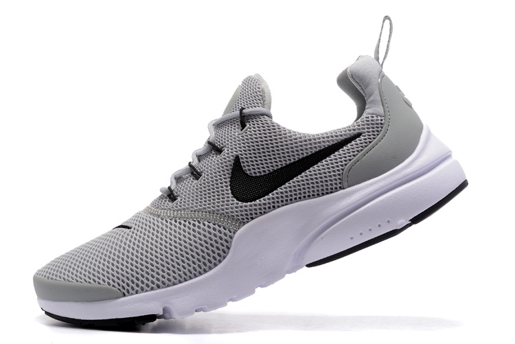nike homme gris