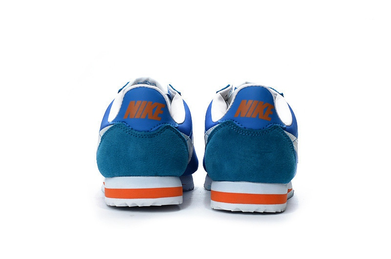 new styles 0efe5 65544 basket nike classic cortez nylon,homme nike classic cortez bleu et blanche  et orange 5ZuubN VpgY