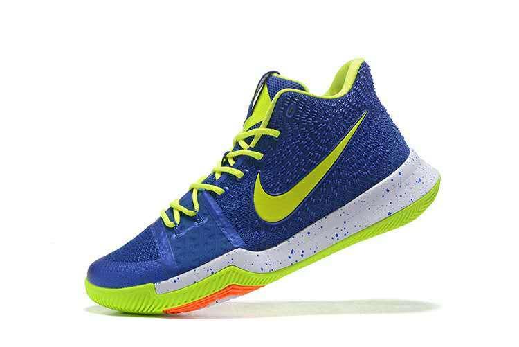 chaussure kyrie 3 pas cher,basket nike kyrie 3 bleu et verte M7n EN