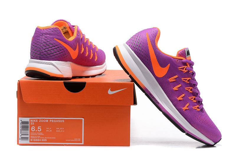 low priced 08925 3f6df basket nike femme,nike air pegasus 33 violet et orange femme