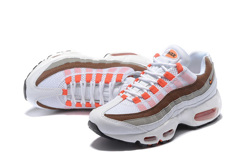 more photos 87a85 770e6 air max 95 junior,nike air max 95 blanche et orange femme nTR Y