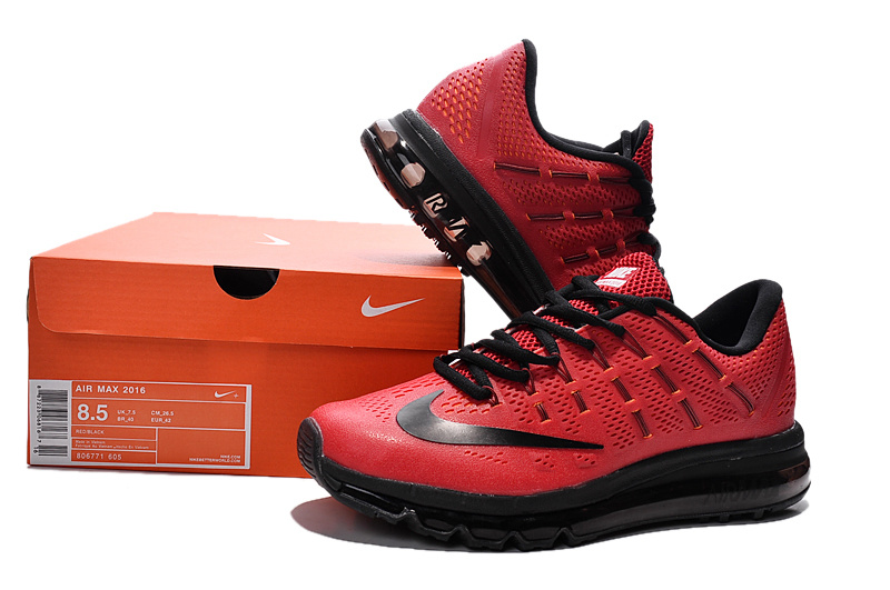 reputable site 4da19 7a3cb chaussure nike air max pas cher,homme air max 2016 ultra rouge et noir aFs!W