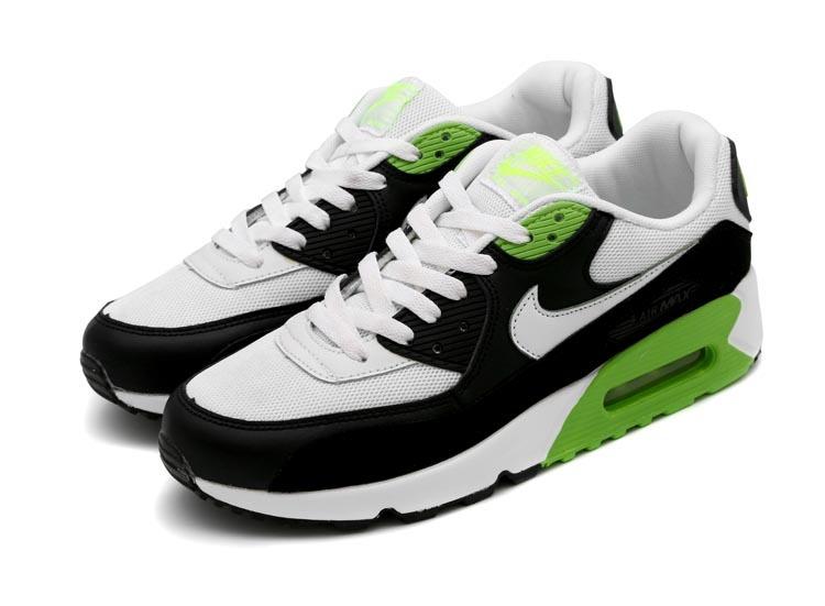 nike air max pour femme,nike air max 90 blanche et noir et verte  HO2r9 3ed1d0558ef2