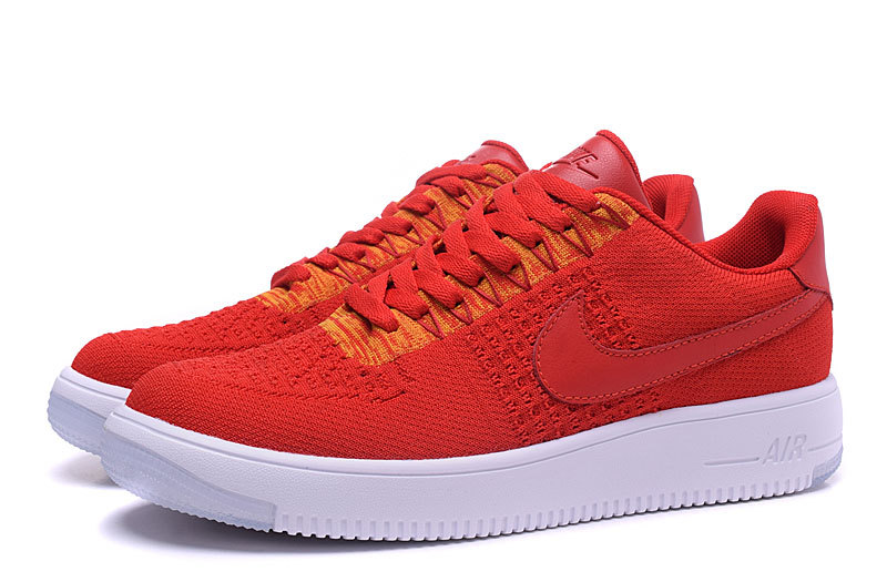 size 40 973eb aa674 chaussure nike nouvelle collection,air force 1 flyknit rouge ymX9)hv