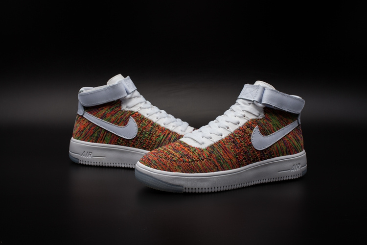 Et Force Blanche One Nike Dor Flyknit Chaussure Pp 1 Air O5wnYx