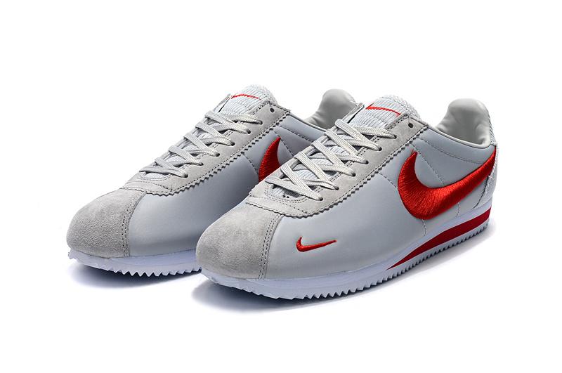 brand new 2dc0c 324cc nike chaussure cortez,femme nike classic cortez blanche et rouge RRQ fhp2HTg