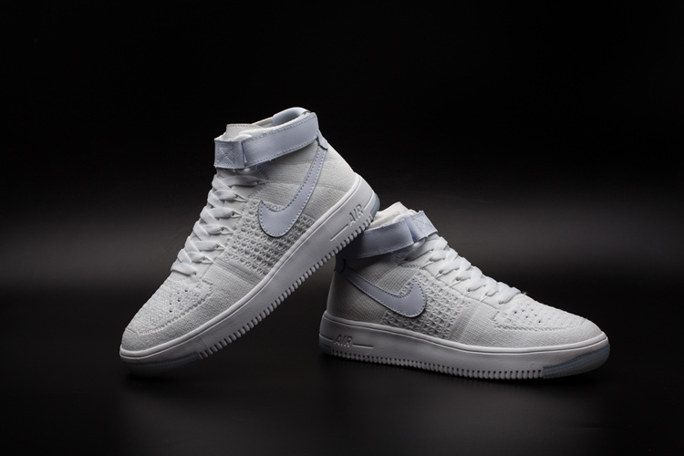 new styles cf88a 3ba7c air force 1 montante,air force 1 flyknit blanche 9)TzH
