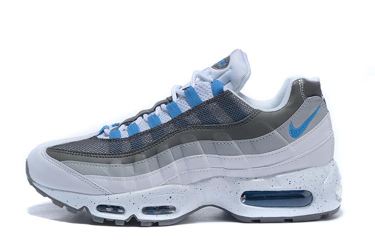 sports shoes 90d8f c29e3 acheter air max pas cher,air max 95 blanche et gris et bleu homme solde   muFk